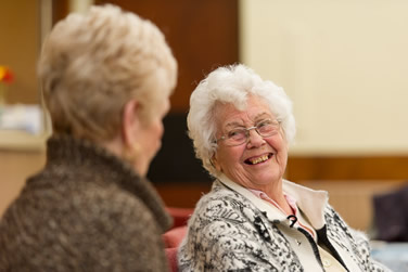 Elderly Residential Home Visiting