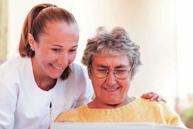 Hospital to home support
